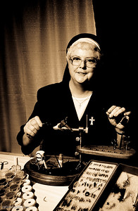 sister mary's only vise
