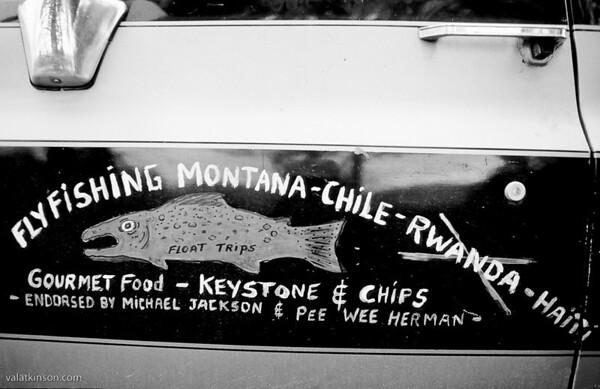 montana fish truck