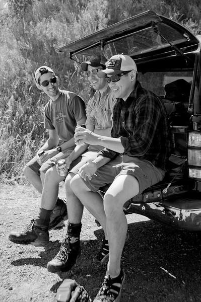 tailgate beer, hat creek