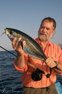 Don with a Tuna