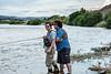Garrett and Robbie, Yuba River