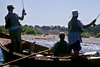 Yuba River driftboat anglers