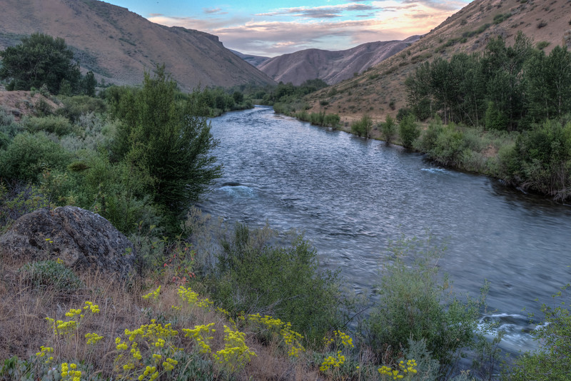 South Fork of the Boise
