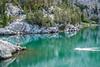 High Sierra lake fly fishing