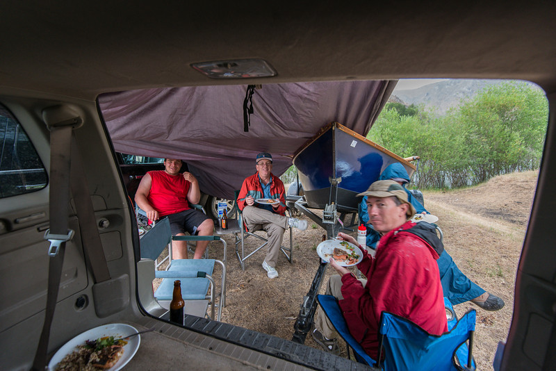 Dinner on the South Fork