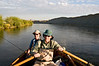 A fall afternoon drifting the Yuba river with Mike and Jim