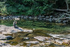 Opal Creek tenkara fishing