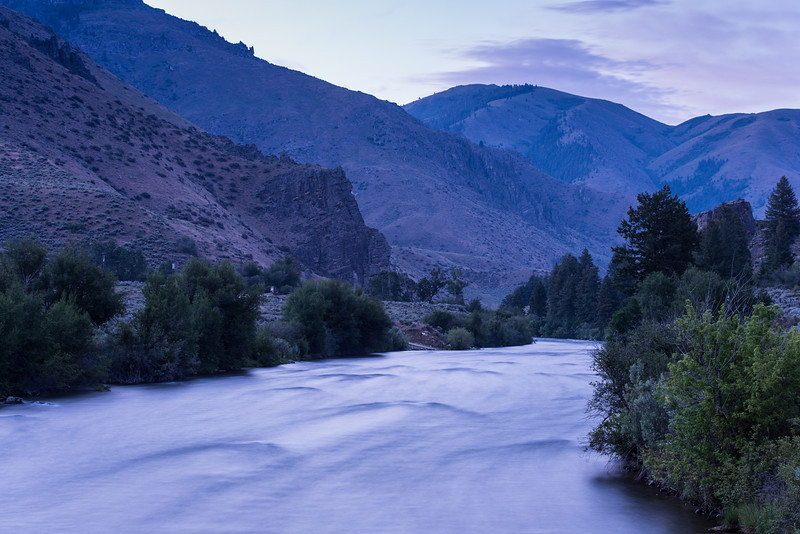 South Fork of the Boise River, Idaho