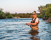 Mike, Yuba River