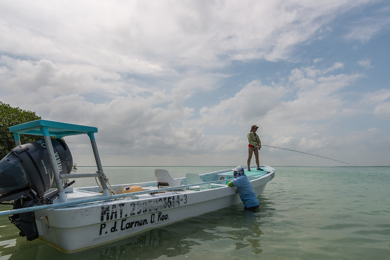 Ascension Bay, Yucatan