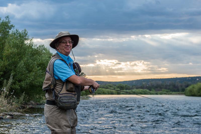 Jim, Yuba River