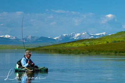 Seasoned Flyfisherman