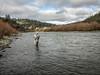 Changing Flies, Lower Yuba River CA
