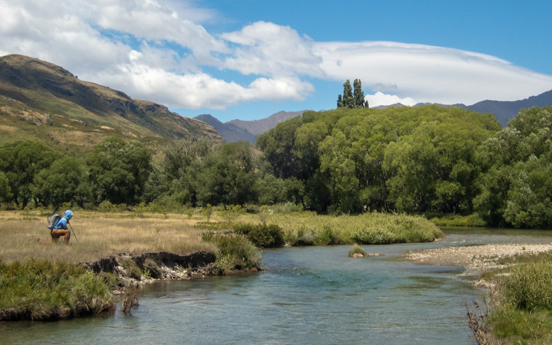 Motatupu River, NZ
