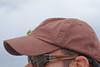 Hopper Fl on Fishing Hat