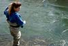 Flyfishing the Calaveras River