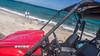 ATV and Fly Anglers on Beach, Los Barilles, Baja MX