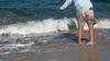 Casting into Surf, Los Barriles, Baja MX