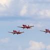 PC-7 Team takeoff
