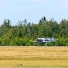 Yak-3 takeoff