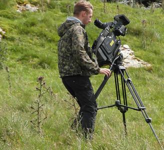 Dave .....  cameraman.