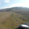 The Tailbridge ridge; Mallerstang in distance.