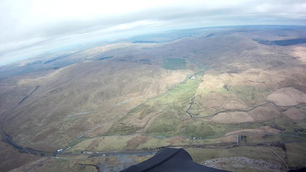 Approaching Ribblehead