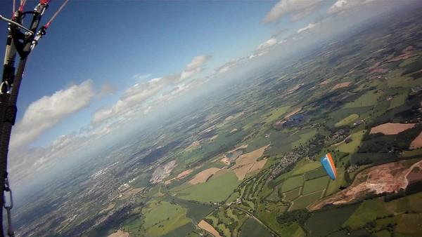 Shrewsbury to north
