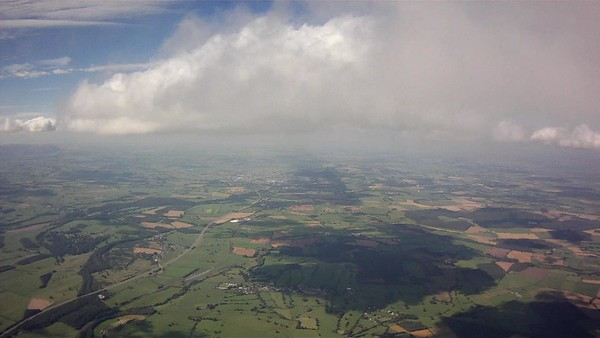 Approaching Penrith at base