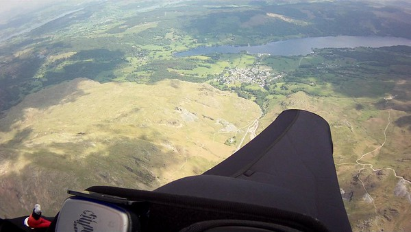 Over the Coppermines valley, Coniston.