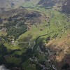 Over Chapel Stile with Langdale valley below.