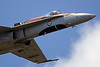 3248 CF-18 Hornet demo aircraft 75th Anniversary Battle of Britain paint scheme