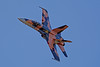 3210 CF-18 Hornet demo aircraft 75th Anniversary Battle of Britain paint scheme