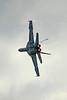 2371 US Navy Boeing FA-18F Super Hornet with afterburner