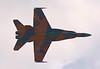 3125 CF-18 Hornet demo aircraft 75th Anniversary Battle of Britain paint scheme