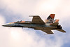 3165 CF-18 Hornet demo aircraft 75th Anniversary Battle of Britain paint scheme