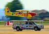 2515 Kent Pietsch Interstate Cadet landing on truck