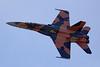 3221 CF-18 Hornet demo aircraft 75th Anniversary Battle of Britain paint scheme
