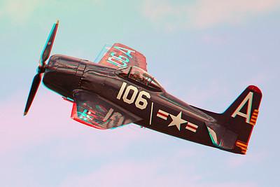 3D Vintage Aircraft Weekend 2015