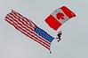 7515 Canadian Skyhawks Parachute Demonstration Team