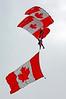 7530 Canadian Skyhawks Parachute Demonstration Team