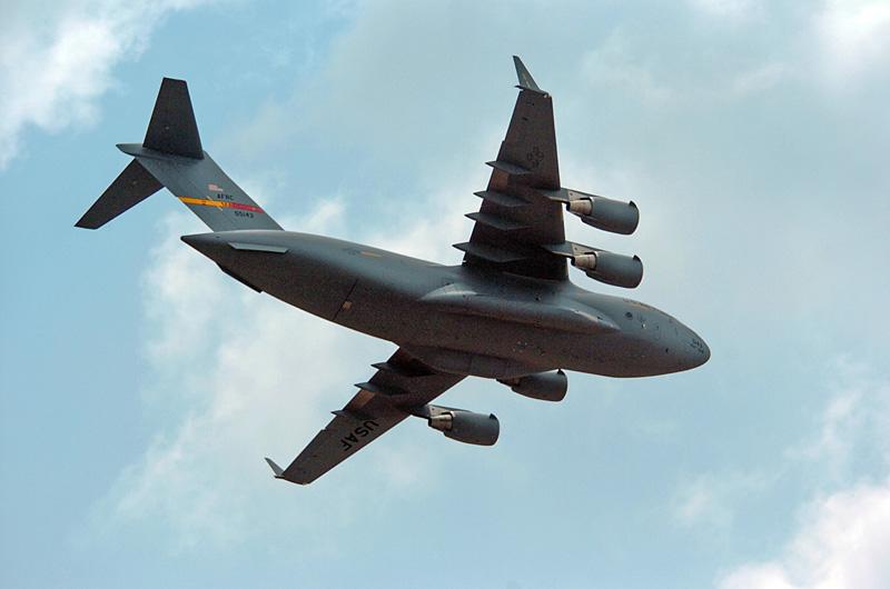 763 Boeing C17