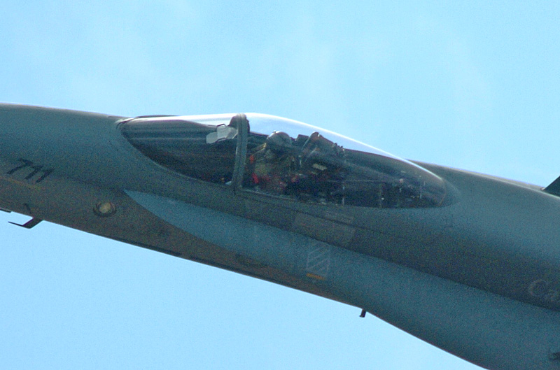 707 CFA18 Pilot