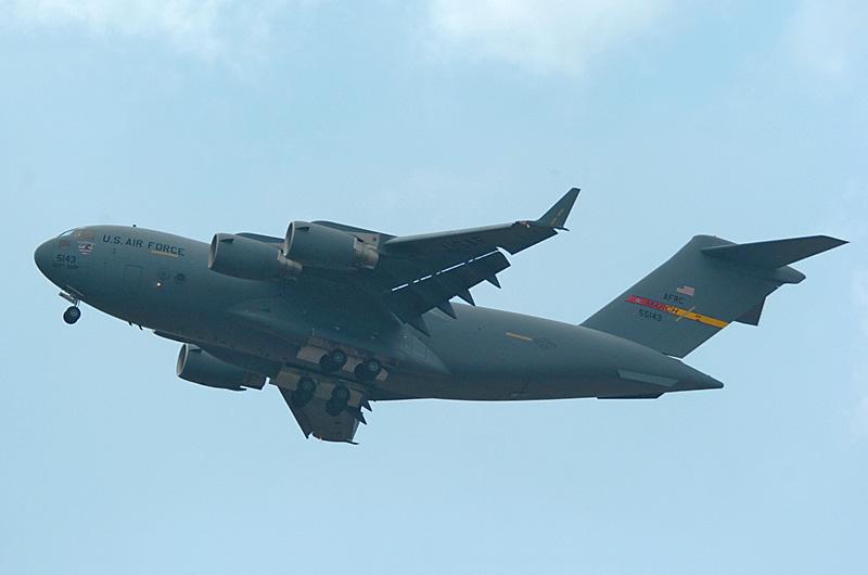 805 Boeing C17