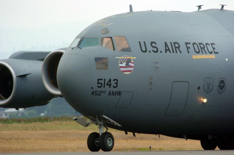 869 Boeing C17