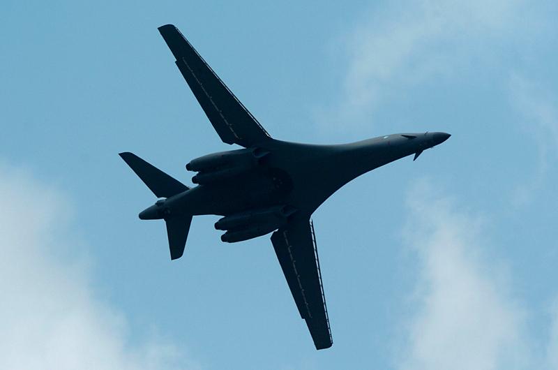 1716 Rockwell B1B Bomber