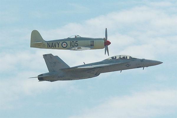 F18 Super Hornet 1615