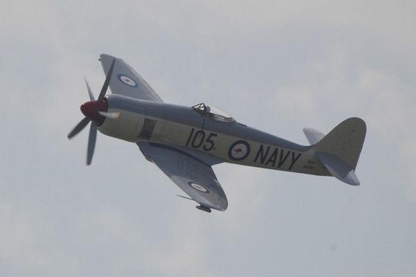 Hawker Sea Fury 1372