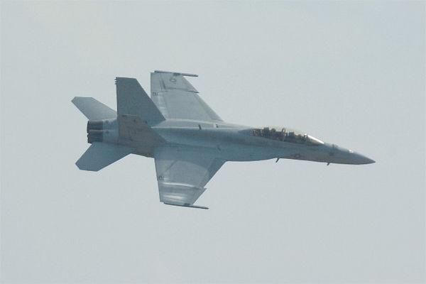 F18 Super Hornet 1638