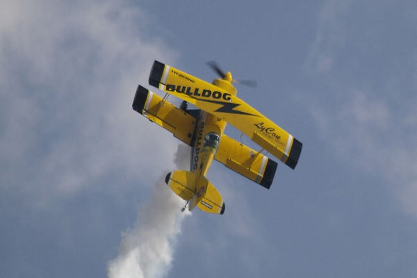 Pitts Special Bulldog 1701